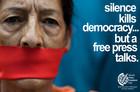 3 May World Press Freedom Day