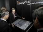 The Navigator, the innovative control system from Ferag.